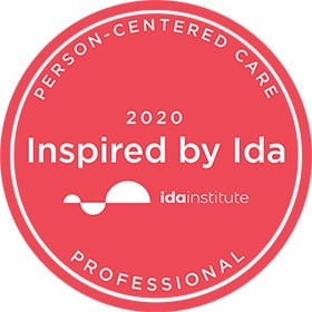 ida annual badge