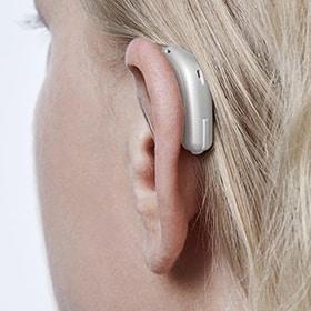 Oticon miniRITE hearing aid