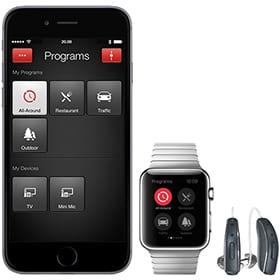 ReSounnd phone watch blue tooth technology